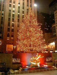 Rockefeller Center Tree Artist Unknown